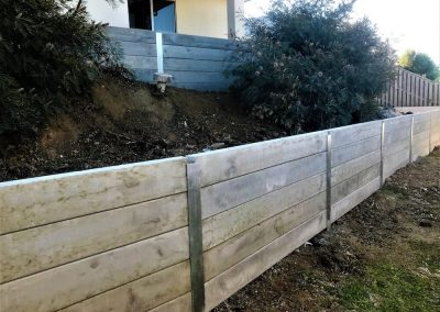 kyle fitzroy - retaining walls